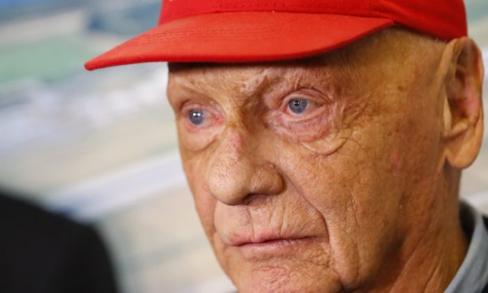 Niki Lauda: Former F1 champion 'functioning well' after lung transplant