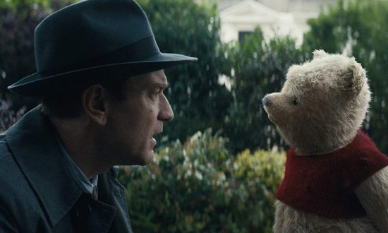 Film Review: 'Christopher Robin': Terrific Teachings of Taoism Taught by Toys