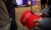 MAGA Hats, 'Fake News' Shirts Best-Selling Items at Newseum