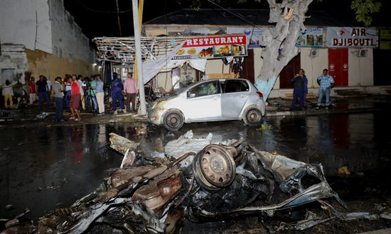 Suicide Bomb Attack Kills at Least Three Somali Soldiers Outside Mogadishu