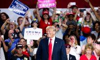 In Photos: Trump Rally in Lewis Center, Ohio