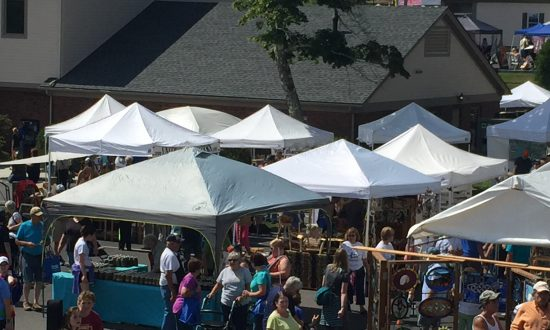Machias Wild Blueberry Festival, in Downeast Maine, Celebrates All Things Blueberry