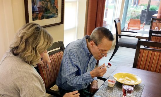 Support Circle: Family Caregivers Share Stories and Tips To Ease Alzheimer's Toll