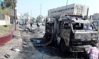 Car Explodes in Central Cairo, Injuring 13 People
