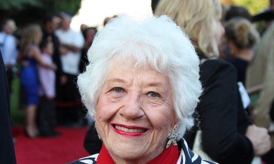 Charlotte Rae in 2012. (bekahjan/Flickr/CC BY 2.0)
