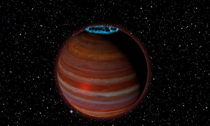 Mysterious Rogue Planet Detected Outside Solar System