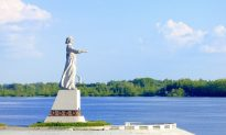 Russia's Golden Ring Cities Along the Volga River