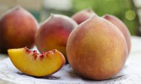 Sun-Kissed Peaches From California to Your Door