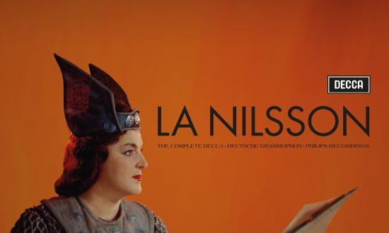 CD/DVD Review: 'La Nilsson: Complete Decca, Philips, and DG Recordings'