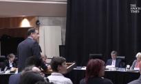 Caltrain at Board of Directors Meeting, Electrification and Railroad Alignment