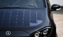 German Startup Trials Solar Car That Can Charge as You Drive