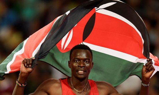 Kenya's Former World Champion Athlete Dies in Road Accident