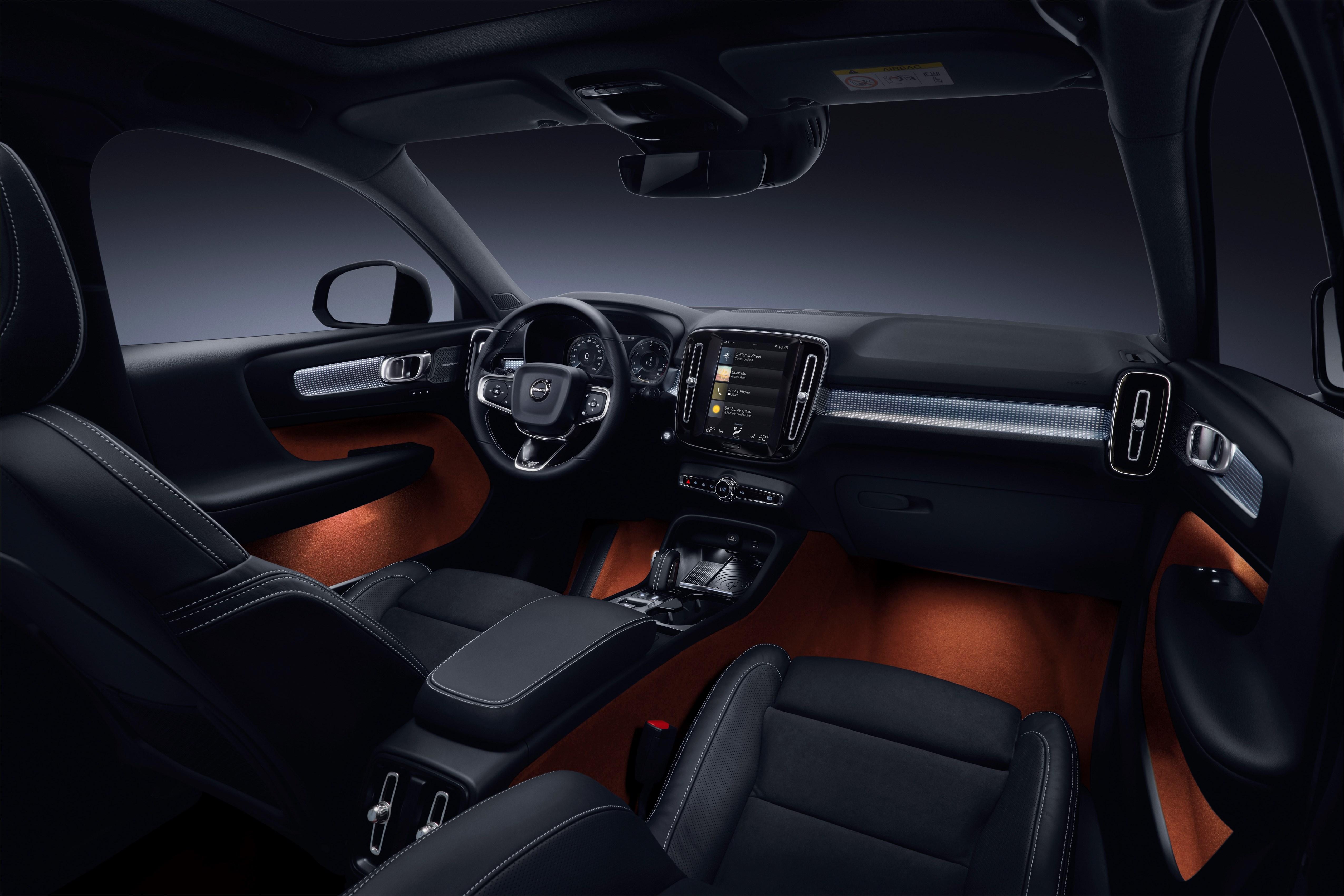 2019 Volvo Xc40 T5 Awd R Design