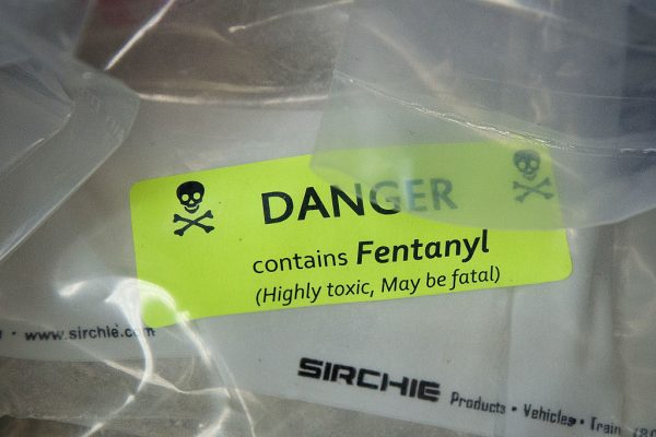 synthetic opioid fentanyl