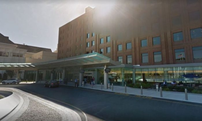 Shots were fired at Westchester Medical Center, located in New York's Westchester County, on Wednesday. (Google Street View)