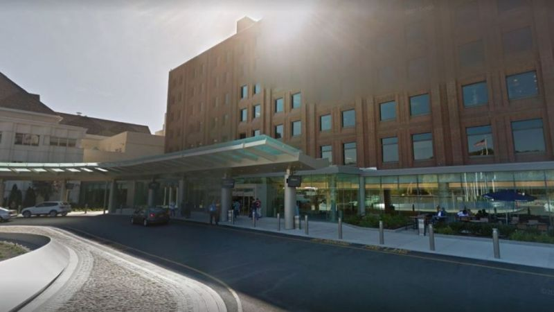 Shots were fired at Westchester Medical Center, located in New York's Westchester County, on Wednesday