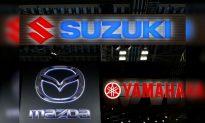 Japan Says Mazda, Suzuki, Yamaha Motor Carried out Improper Testing