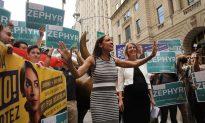 Rashida Tlaib: Socialist Islamist Heading for Congress