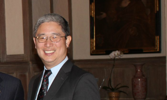 Bruce Ohr on March 18, 2014. (Italy in US via Flickr [CC BY-ND 2.0])