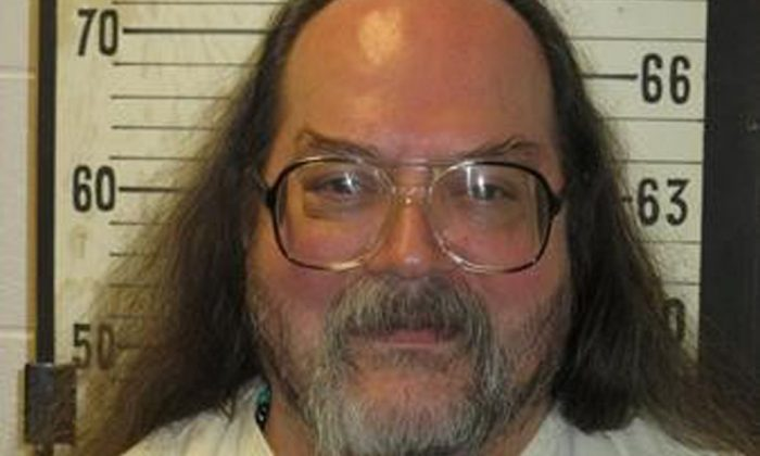 Death row inmate Billy Ray Irick, appears in a booking photo provided by the Tennessee Department of Corrections, August 8, 2018. (Tennessee Department of Corrections/Handout via Reuters)