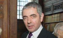 'Mr. Bean' Backs Boris on the Burka