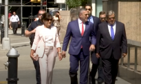 First Lady Melania Trump's Parents Are Now US Citizens
