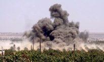 Syrian Regime Bombs Rebel-held 'Kill Box'