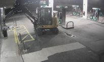 Man Tries to Steal ATM With Stolen Excavator