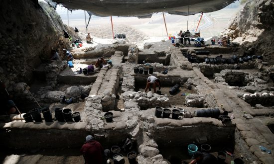 Israeli Prison to Join Armageddon's List of Ancient Ruins