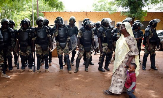Mali Votes in Runoff Amid Heavy Security to Counter Terrorist Threat