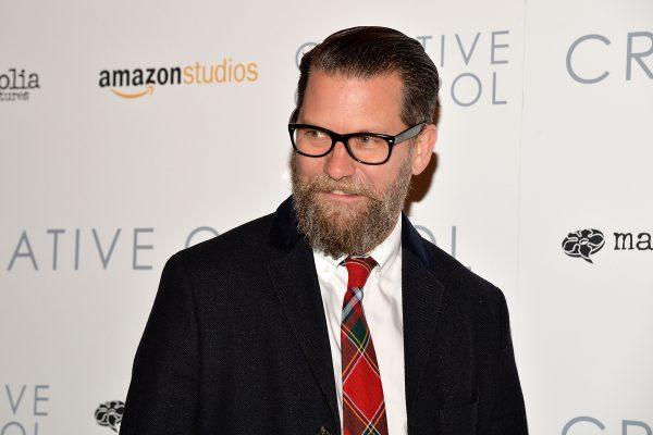 "Gavin McInnes attends ""Creative Control"" New York Premiere at Sunshine Landmark."