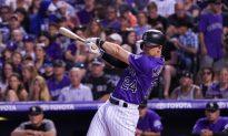 MLB Recap: Rockies Stun Dodgers on McMahon HR