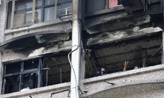 Blaze at Taiwan Hospital Kills 9, Cause Being Investigated