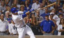 MLB Recap: Cubs PH Bote hits walk-off slam