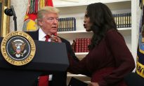 Trump Fires Back at Former Staffer Omarosa