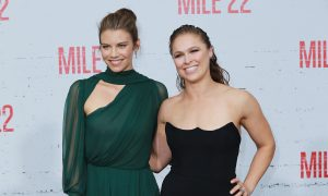 Ronda Rousey Says It's Been 'Nonstop Work' Juggling Hollywood With Pro Wrestling