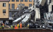 At Least 35 Dead in Italy After Massive Bridge Collapses
