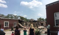 Nine Hurt as Denver Gas Explosion Levels Residential Building