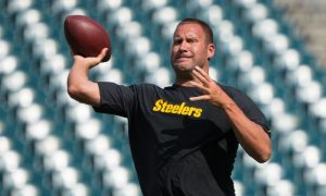 NFL Notebook: Roethlisberger in Concussion Protocol