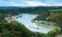 Cruising Down the Blue Danube