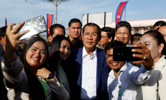 Cambodia's Ruling Party Won All Seats in July Vote