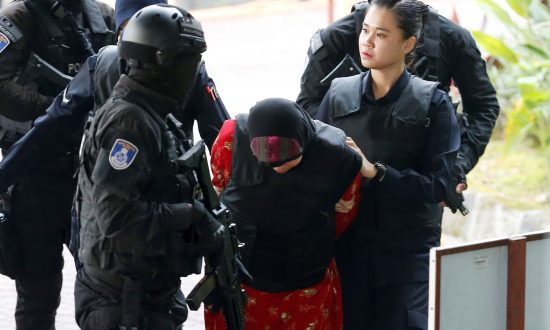 Kim Jong Nam's Alleged Malaysian Murderers in Defence Phase