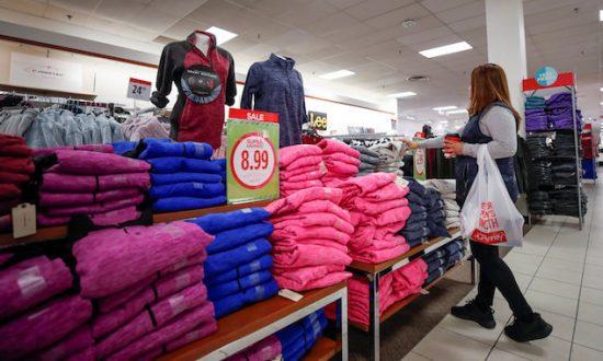 JC Penney Sinks 27 Percent on Forecast Cut, Fashion Falls Flat