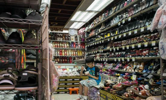 Amid Trade War, Hong Kong Shoe Manufacturers Fear That Factories in China Might Be Shut