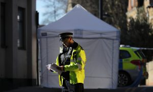 4 Boys Wounded in London Stabbing Spree