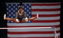Biles Dominant at U.S. Gymnastics Championships