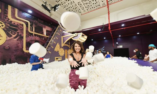 New York's Pop-Up Candytopia is 'Sensory Overload'