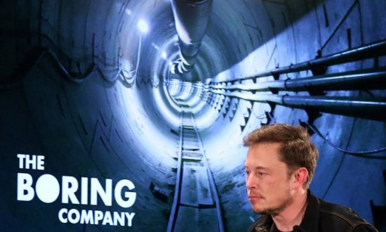 Musk's Tunnel-Boring Firm Seeks US Tariff Exemption for Chinese Parts