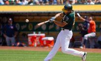 MLB Recap: A's Tie Astros Atop AL West