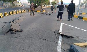 Quake Swarm Jolts Indonesian Islands, Killing at Least 12
